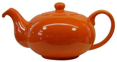 Waechtersbach Fun Factory II Orange Teapot, 28-Ounce