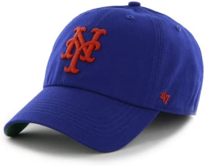 good out x official supplier pick up MLB New York Mets '47 Franchise Fitted Hat, Royal, Large: Amazon ...