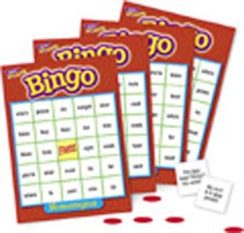 * BINGO HOMONYMS AGES 9 & UP (T-6132 Bingo)