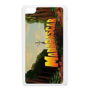 ipod touch 4 phone cases White Madagascar cell phone cases Beautiful gifts YWTS0427219