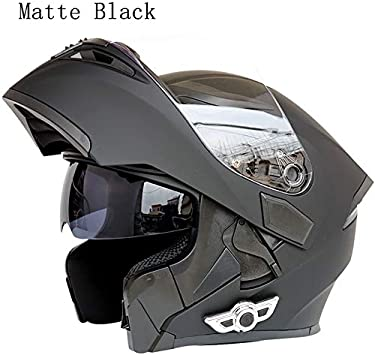 Anti-Glare Full Face Flip up Dual Visors Modular Bike Motorbike Helmets Intercom Helmet//Rider to Rider MOPHOTO Bluetooth Integrated Motorcycle Helmets