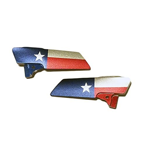 Planet Eclipse Eye Cover Kit - CS1 / CS1.5 - Texas Flag