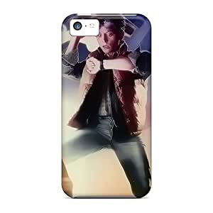 Tpu Fashionable Design Back To The Future Rugged Case Cover For Iphone 5c New by mcsharks