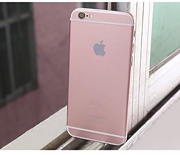 ValeR IPhone 6 Plus Rose Gold Aufkleber Ruckseite Bildschirm Film Machen Sie Ihr