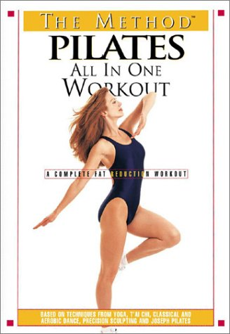 The Method Pilates - All in One Workout (All In One Dvd)