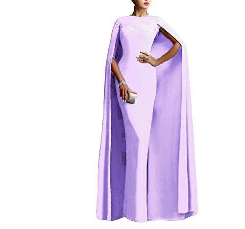a wear cape dress - 1