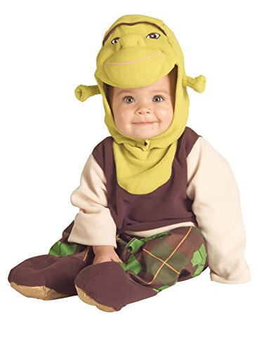 Shrek Costumes (Shrek Baby Infant Costume - Infant)