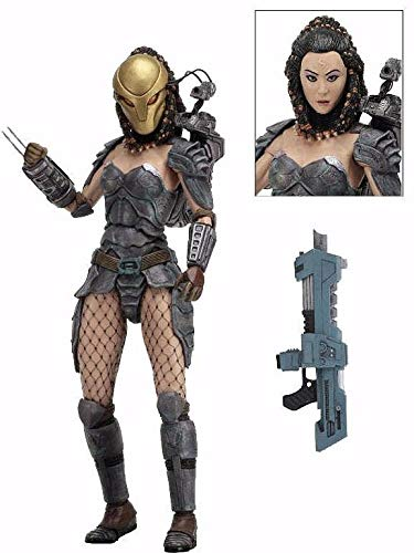 "NECA - Predator - 7"" Scale Action Figures - Series 18 - Mach"