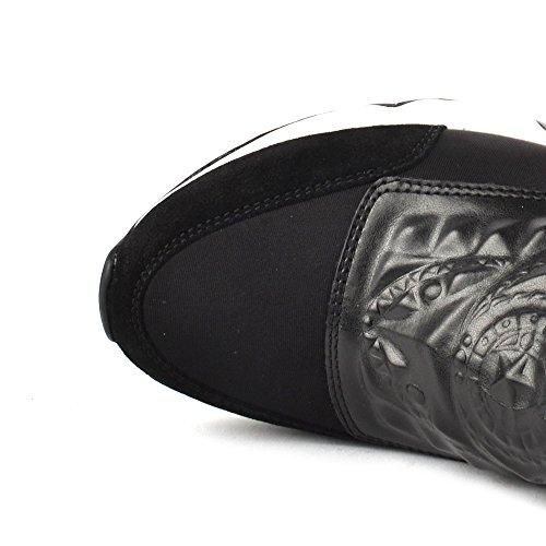 Chaussures Baskets Ash Cuir Ash Laser Footwear en Femme Noir wwIrE