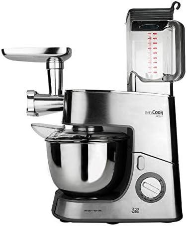 Robot de cocina pastelero AMICOOK KR300-F Inox: Amazon.es: Hogar