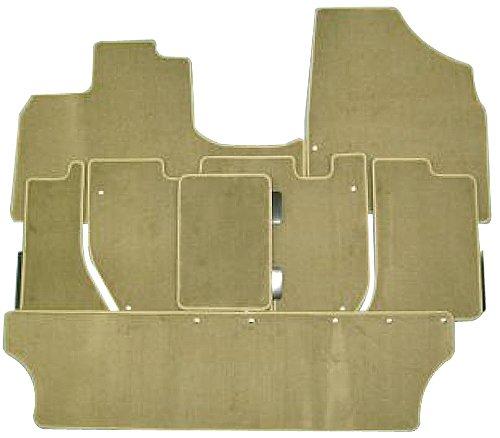 Honda Genuine 83600-SHJ-A31ZA Floor Mat Set Olive