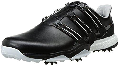 Boost Golf Shoe, Black/White, 9 W US ()
