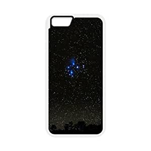 Iphone 6 Plus Case, starry sky 2 Case for Iphone 6 Plus 5.5 screen White tcj574716 tomchasejerry