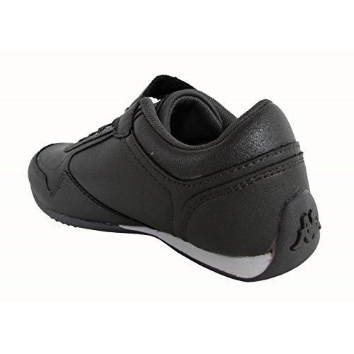 Scarpe sport per Bambino e Bambina KAPPA 3026780 STYKO 987 DK GREY-WHITE