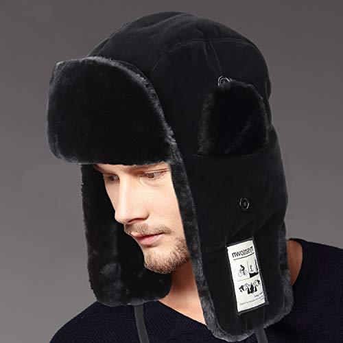 mysuntown Trooper Winter Hat 8dcc3b171d79
