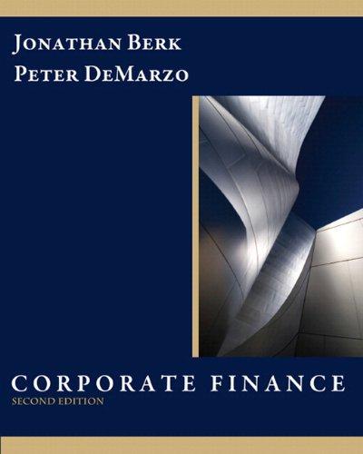 Corporate Finance & MyFinanceLab Student Access Code...