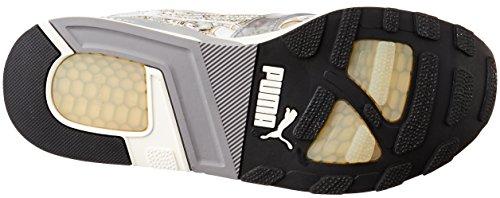 Puma XT2+ X Swash WTT Trinomic London Sneaker Trainers 359323 01 Cool Gray