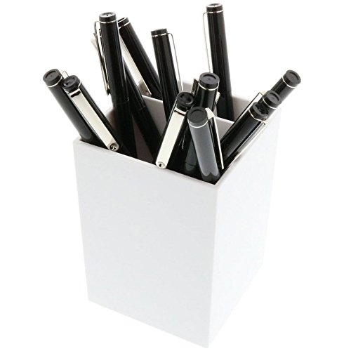 JAM Paper Pen Holder - White - Sold Individually Photo #4