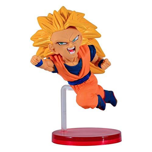 Action Figure Wcf Dragon Ball Super Goku Saiyajin 3 Banpresto Multicores