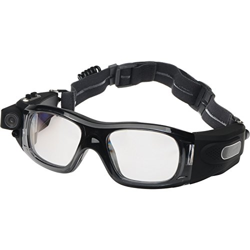 Coleman G5HD-SPORT Vision HD Wearable Sports Safety Goggles with Built-In Video Camera