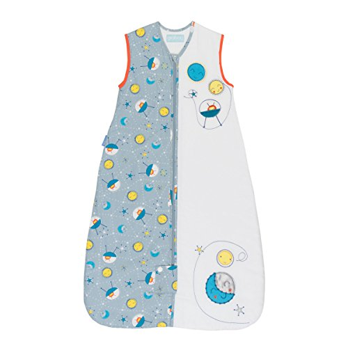 Price comparison product image Grobag Baby Sleeping Bag - To the Moon 1.0 Tog (18-36 Months)