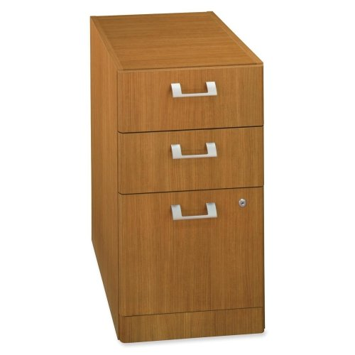 Quantum Modern Cherry Collection - bbf Quantum QT243FMC File Cabinet - 15.8