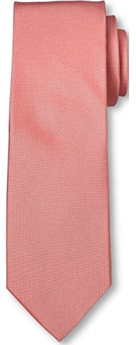 Tie London Silk City Of - City of London Men's Oxford Tie (Standard, Orange)