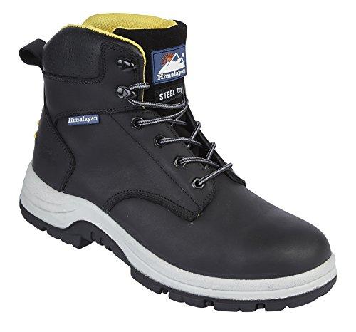 Himalayan Hombre Negro De 002 Seguridad 5240 Zapatos black Eu 48 rROPra