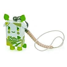"Soya Milk - Tokidoki Frenzies Series ~1.5 Zipper Pulls/Phone Charms/Clip-on Fun by ""Moofia, Cactus Friends, 'Til Death Do Us Part"""
