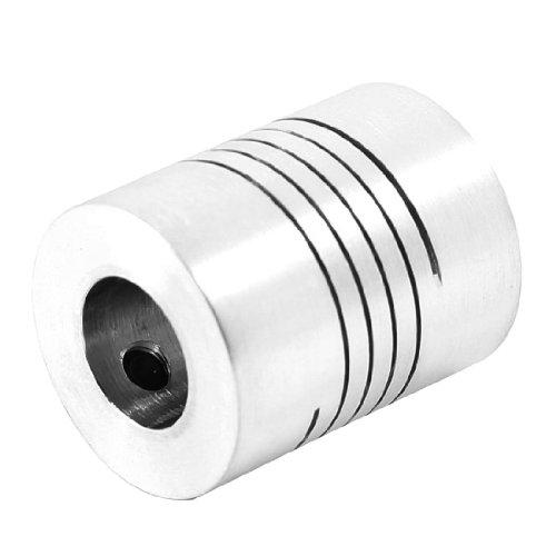 8mmx10mm D20L25 CNC Motor Shaft Coupler 8mm to 10mm Coupling