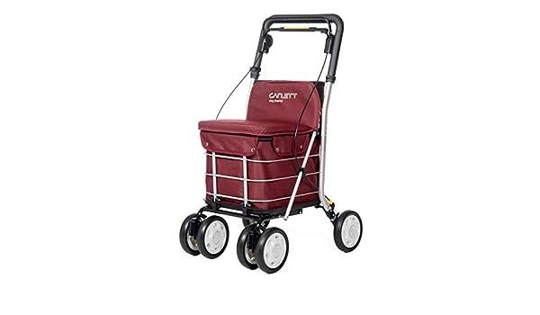 Carlett Carro DE LA Compra Lett 800 Red Textured Andador ...