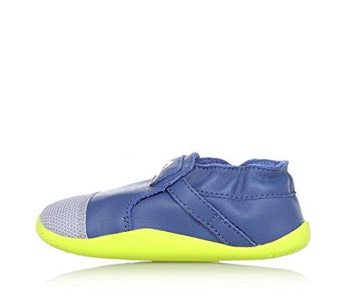 Origin Bleue Chaussure Et Tissu Garçon Bébé Extrêmement En Xplorer Bobux Flexible Blue Cuir RwTF6qqC
