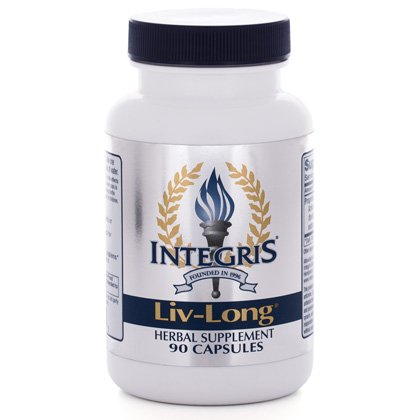 Integris - Liv-Long Liver Support 90 capsules - 5 Pack by integris