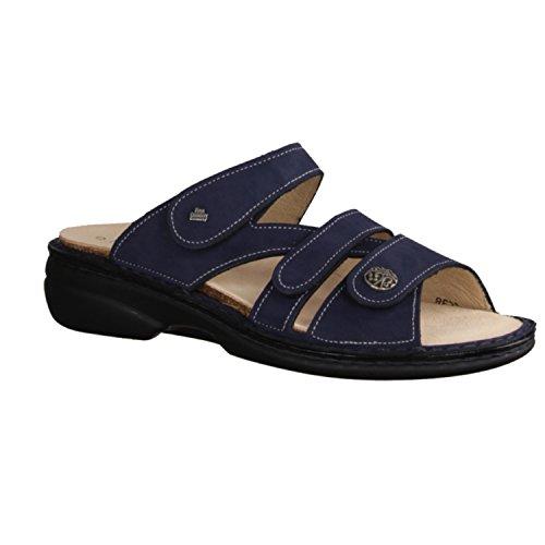 FINNCOMFORT 82568373041 - Sandalias de vestir para mujer Azul