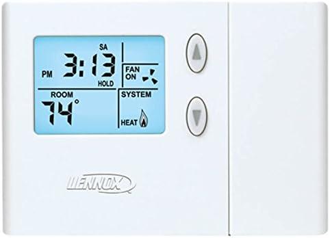 Lennox 51M34 - Termostatos programables con cambio manual: Amazon.es: Bricolaje y herramientas