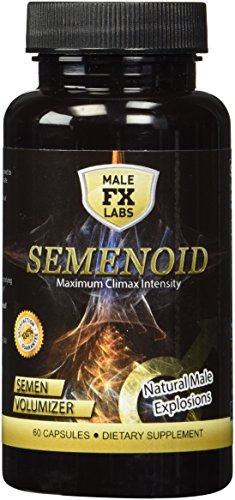 Semenoid (60 Caps) Extreme Volumizer and Enhancer Formula (Pills Caps Supplement 60)