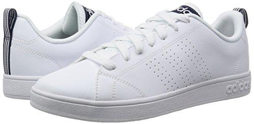 Ftwbla ftwbla Adidas Blanc Maruni Homme Vs Baskets Cl Pour D'extrieur Advantage W8Rpqzr80