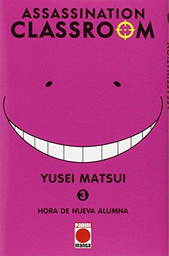 Descargar Libro Assassination Classroom 3. Hora De Nueva Alumna Yusei Matsui
