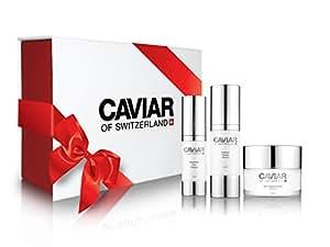 Caviar of Switzerland Set in a Gift Box