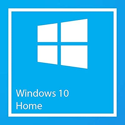 Windows 10 Home OEM 64 bit DVD | Full Product | English Language | Final Sale