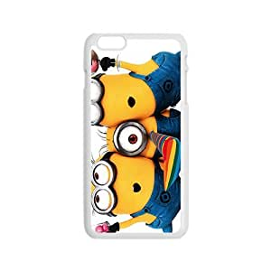 Happy Minions Case Cover For iPhone 6 Case