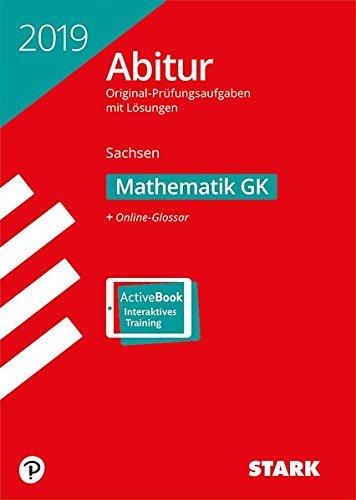 Abiturprüfung Sachsen - Mathematik GK