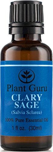 Шалфей эфирное масло. 30 мл. (1 унция). 100% Pure, неразбавленном виде, терапевтической степени чистоты.
