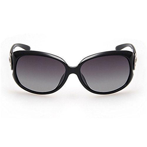G&T New Fashion Classic Womens Big Frame UV Gradient Lens Driving Polarized - Polarized Lens Does A Do What