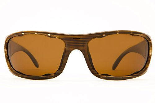 Native Eyewear Bomber Sunglasses 2 Polarized Lens: Optical quality impact-resistant lenses that block 100% of the harmful UV light and eliminate glare for sharp, clear vision with increased contrast and depth perception Glare Free Vision: All of Native's Polarized Crystal Carbonate Lenses incorporate a Polarized Filter which absorbs the Horizontal light thus eliminating Glare Cushinol Temple Boots: The Proprietary Composition of Cushinol creates a Non-Slip Grip that keeps Sunglasses in place during Athletic Activity