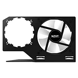 NZXT Technologies Kraken G10 Liquid Cooled GPU Bracket RL-KRG10-B1 Black