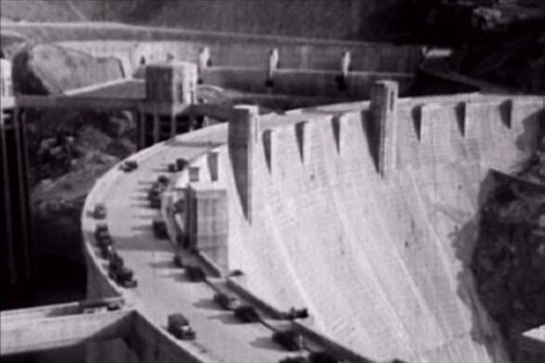(Classic Dam Construction: Hoover Dam (1931))
