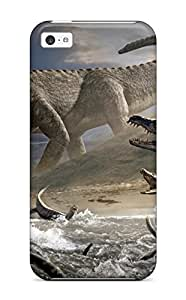Hot 7310520K50439210 Perfect Fit Dinosaur Case For Iphone - 5c