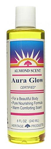 Almond Aura Glow 8 OZ