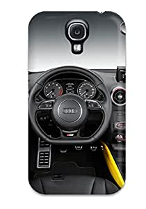 Premium 2015 Audi S1 Sportback Interior Photos Heavy-duty Protection Case For Galaxy S4
